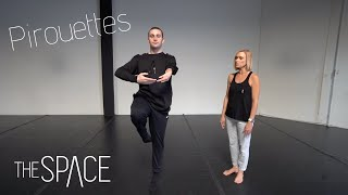 Helpful Hints For Pirouettes