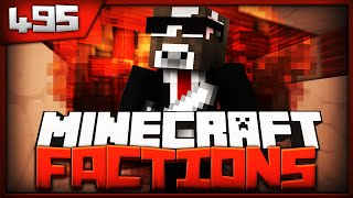 Minecraft FACTIONS Server Lets Play - I FAILED YOU - Ep. 495 ( Minecraft Faction )