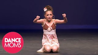 HOW Is She SECOND? Maddie Comes Up Short Against Ava (Season 5 Flashback)   Dance Moms