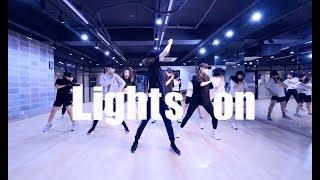 H.E.R. - Lights on / choreography by bada /sm dance academy