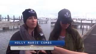 Undercurrent- Shannen Doherty & Holly Marie Combs 'Anti-Shark culling""