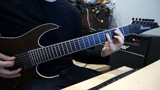 Fear Factory - ¡Resistancia! Guitar Cover