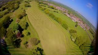 Flight of the sparrow FPV, another good golf course
