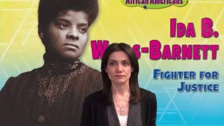 """Women's History Month – Spotlight on Ida Bell Wells-Barnett!"""