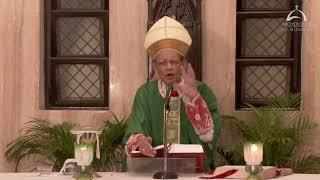 Holy Mass Tuesday 13 October 2020 Cardinal Oswald Gracias