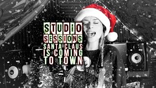 Jackson 5 - Santa Claus Is Coming To Town (The Toons Xmas Studio Session)