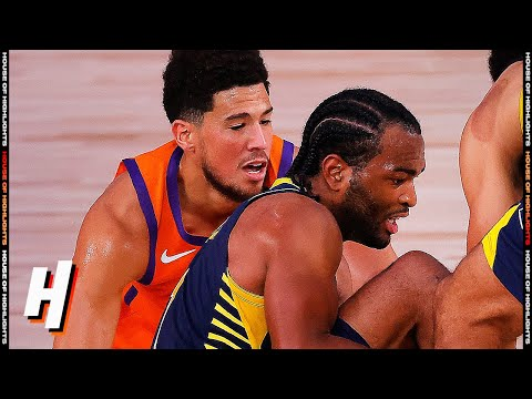 Indiana Pacers vs Phoenix Suns – Full Game Highlights | August 6, 2020 | 2019-20 NBA Season