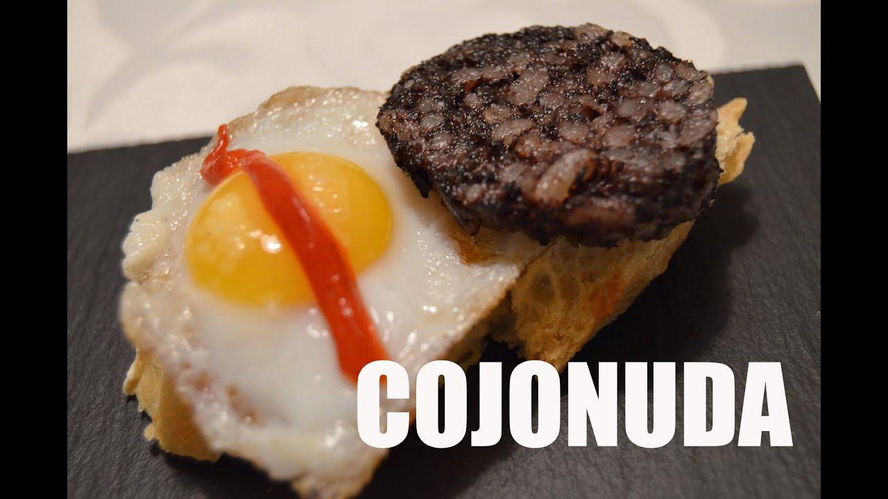 COJONUDA,  PINCHO TIPICO DE BURGOS
