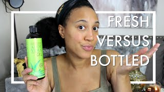Does Bottled Aloe Vera Compare? Seven Minerals Review
