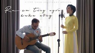 Video hợp âm Ru Em Từng Ngón Xuân Nồng Hồng Nhung