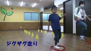 【幼少期】反応トレーニング