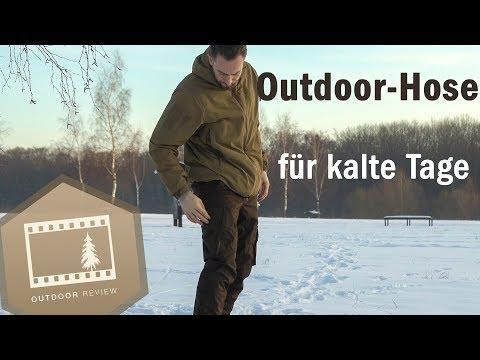 Tipp für Winterhose: Solognac Jagd-Regenhose 500 warm | gefütterte Thermohose von Decathlon