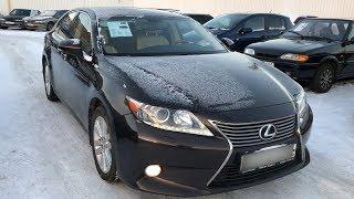 Lexus ES, недооценённый авто или переоцененная Camry!? Осмотр авто
