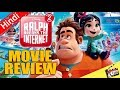 Ralph Breaks The Internet : Movie Review [Explained In Hindi]