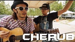 Cherub - Doses and Mimosas on golf carts at Bonnaroo 2012