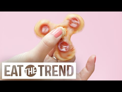 Μαγείρεψε το trend: Πίτσα Fidget Spinner thumbnail