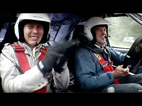 Finland Race | Mika Häkkinen Teaches Captain Slow to Drive | Top Gear