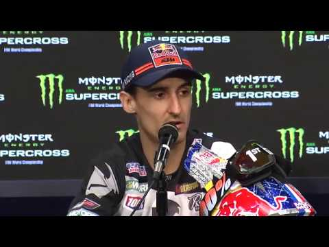 450SX Post Race Press Conference - Foxborough - Race Day LIVE 2018
