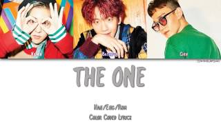 EXO-CBX (첸백시) - THE ONE [Color Coded Han|Rom|Eng]