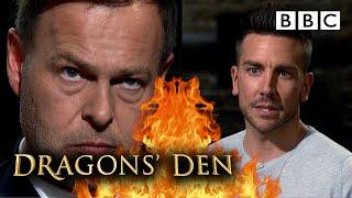 Dragons Swoop Over 'flawless Men's Makeup Biz | Dragons Den - BBC