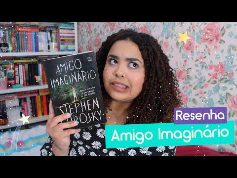 Amigo Imaginário - Stephen Chbosky | Resenha Literária | Estrelado