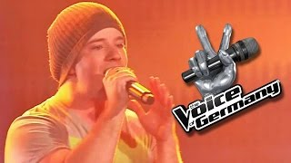 The Man Who Can't Be Moved - Ingo Röll   The Voice   Blind Audition 2014