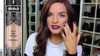 Kat Von D Lock It Tattoo Foundation- First Impression (F.I.F) | Casey Holmes