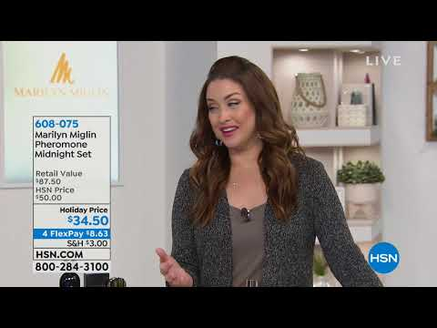 HSN | Marilyn Miglin Beauty Gifts 11.15.2018 - 01 PM