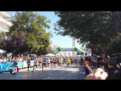 Χιλιάδες δρομείς συμμετείχαν και φέτος στο RUN GREECE