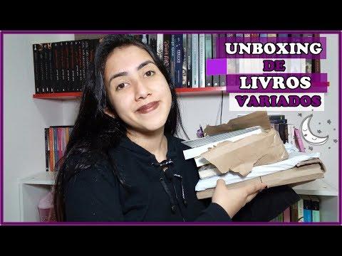 UNBOXING | Livros váriados & presentes | Leticia Ferfer | Livro Livro Meu