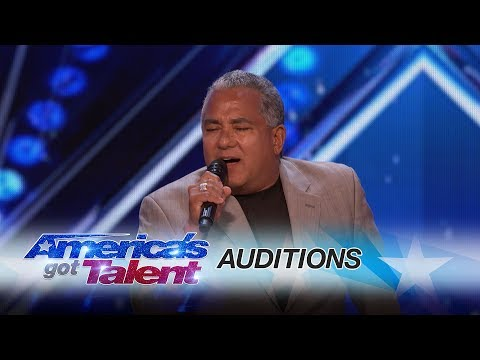 Anthony Penoso: Lawyer Tries Out For A New Career In Singing - America's Got Talent 2017