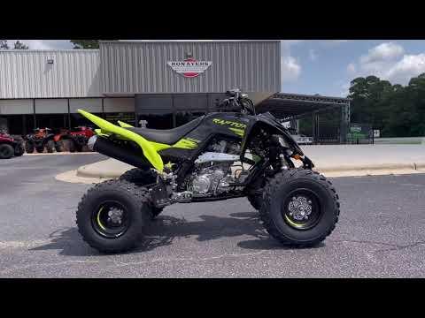 2021 Yamaha Raptor 700R SE in Greenville, North Carolina - Video 1