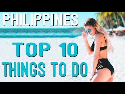 Video TOP 10 PHILIPPINES (TRAVELERS PARADISE)