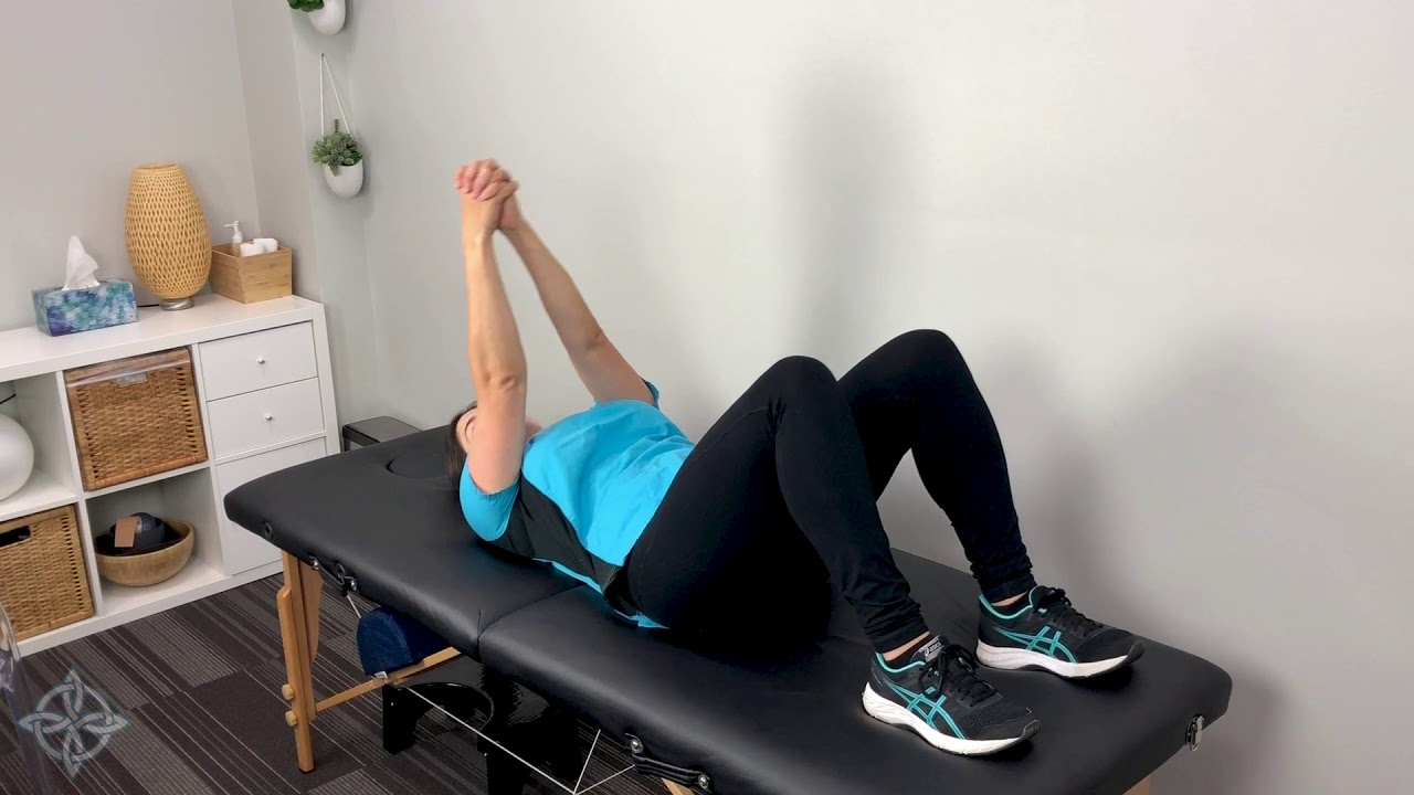 Photo of Supine Upper Torso Twist