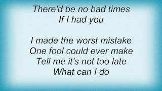Alan Jackson - If I Had You Lyrics