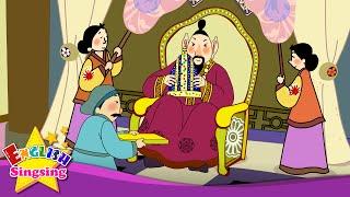 The King có đôi tai lừa - câu chuyện tiếng Anh cho trẻ em