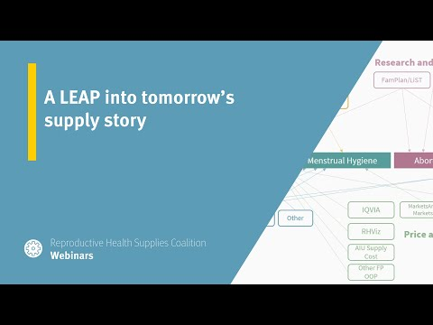 A LEAP into tomorrow's supply story