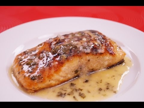 Seared Salmon With Lemon Butter Sauce – Pan Seared Salmon Recipe – Dishin' With Di  # 133