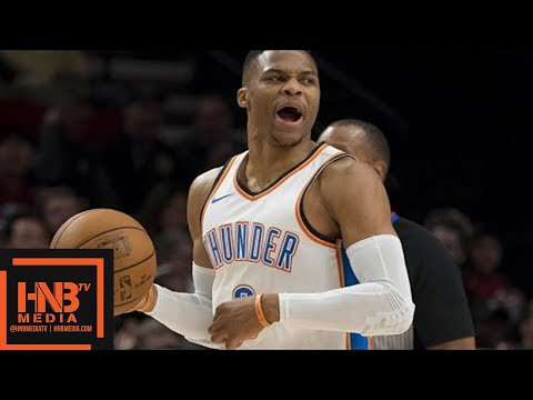 Oklahoma City Thunder vs Dallas Mavericks Full Game Highlights / Week 4 / 2017 NBA Season