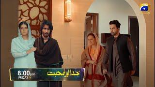Khuda Aur Muhabbat 2nd Last Mega Episode  Huda Aur Muhabbat Episode 36 and 37 complete last episode