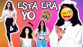 ASÍ ME VEÍA ANTES DE YOUTUBE | What The Chic