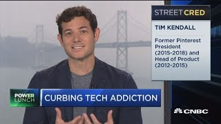 Curbing America's tech addiction