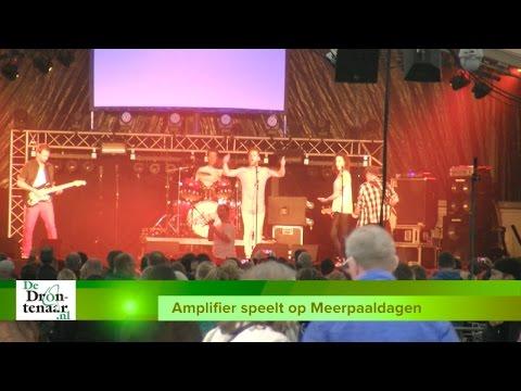 Coverband Amplifier treedt op tijdens vierde editie Havenpleinfestival