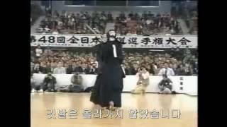 제48회 전일본검도선수권대회 결승 미야자키 vs 에이가 중계실황-한글자막