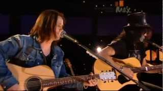Patience - Rare Acoustic - Slash & Myles Kennedy - Live Max Sessions