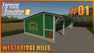 Farming Simulator 19 Westbridge Hills - Hài Trấn Thành - Xem hài