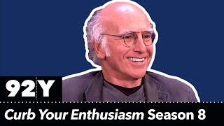 The Cast of Curb Your Enthusiasm with Brian Williams