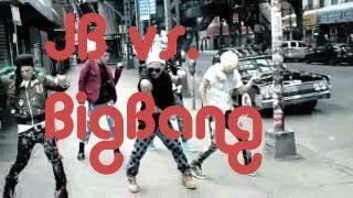 Justin Bieber vs. BigBang