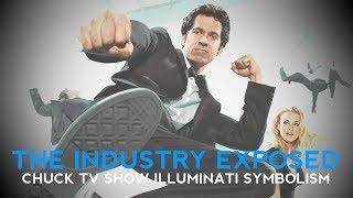 CHUCK TV SHOW WITH ILLUMINATI SYMBOLISM