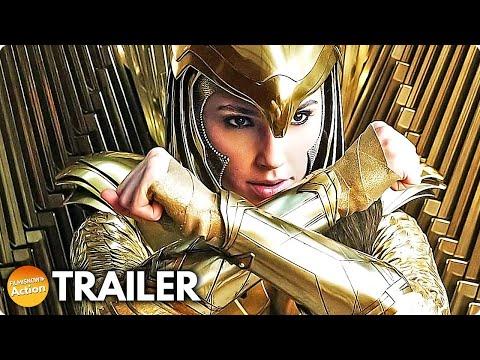 "WONDER WOMAN 1984 (2020) ""HBO Max"" Trailer | Gal Gadot Superheroine Movie"